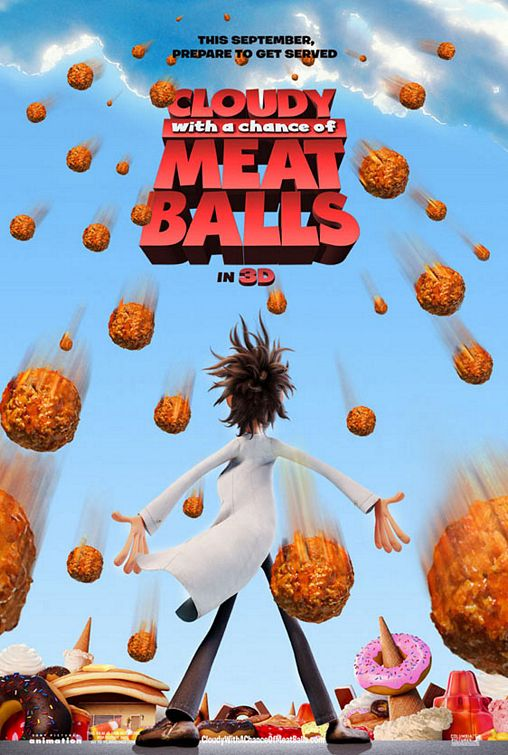 Cloudy With A Chance Of Meat Balls 2009 Hiromi No Hibi